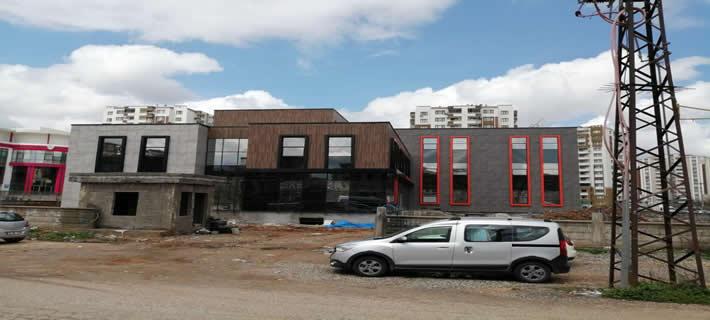 Diyarbakır Özel Kolej Binası
