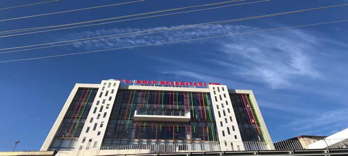 Diyarbakır Kulp Kültür Merkezi