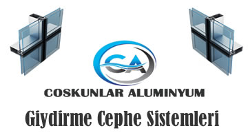 Coşkunlar Aluminyum Cephe Giydirme Sistemleri